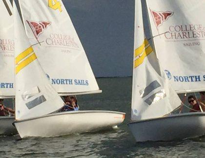 Cougar Sailing Team Honored by S.C. Legislature