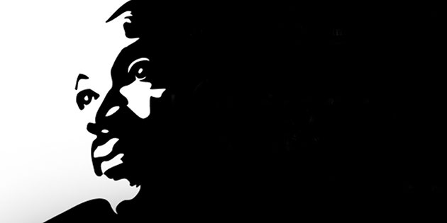 Graphic of Martin Luther King, Jr.