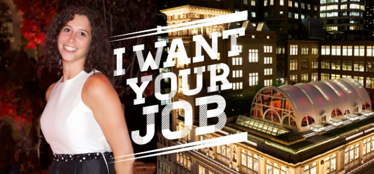 I Want Your Job: Director of Special Events at Carnegie Hall