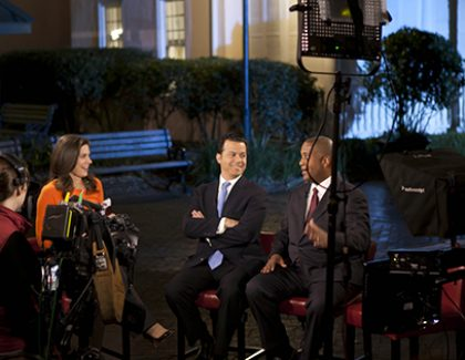 CNN and POLITICO to Host Events on Campus