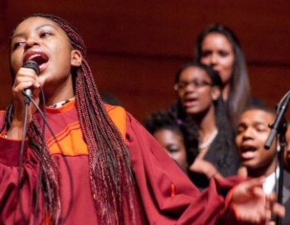 "College to Host ""We the People – African American History Through Word and Song"""