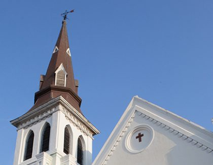 Cougar Basketball Team Members Reflect on Mother Emanuel Tragedy