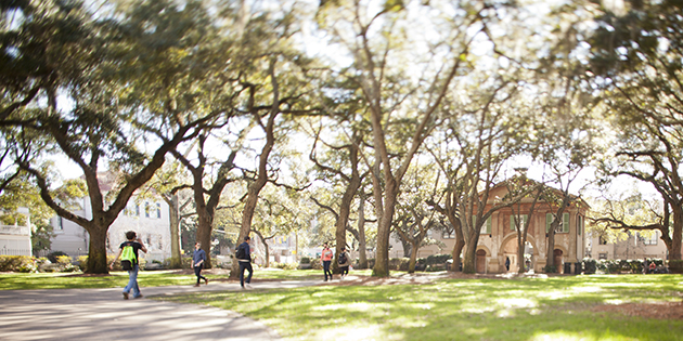 Sustainability Office All Ears For Your Campus Stories