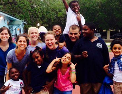 CofC Alum Starts Nonprofit in Charleston's East Side