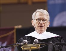 Former Charleston Mayor Joe Riley to Bring Expertise to the College