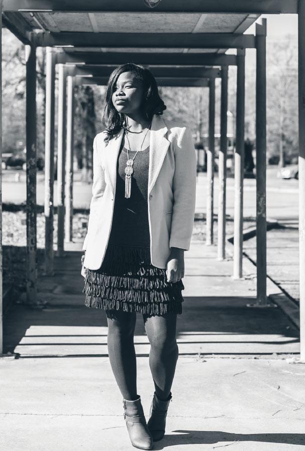 Jasmine Twitty, College of Charleston