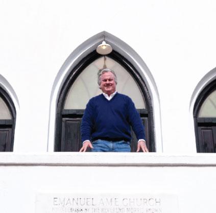 Michael Bennett, College of Charleston