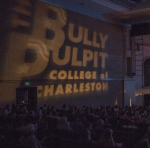 Bully Pulpit Series, College of Charleston