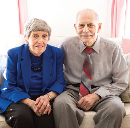 Rose and Eugene Gangarosa