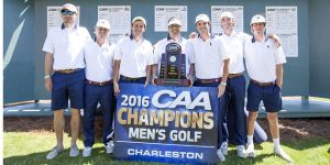 CofC Men's Golf Team Heads to NCAA Tournament