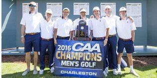 Men's Golf Captures Conference Championship
