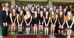 CofC Sororities Spotlighted During Southeastern Panhellenic Conference
