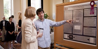 Poster Session Showcases Science and Math Undergraduate Research