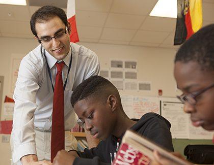 College Launches Thank a Teacher, Support a Future Teacher campaign