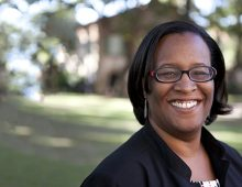 The College Remembers Beloved Professor Conseula Francis
