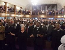 College Publishes Online Tribute to Community's Response to Emanuel A.M.E. Church Tragedy