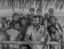 Despite Dengue Fever and Typhoons, Alum Earns Master's Degree