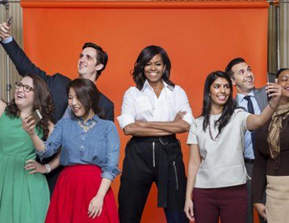 CofC Alum Keeps Michelle Obama on Schedule
