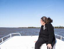 Alumna Reviving Tradition of Making Sea Salt