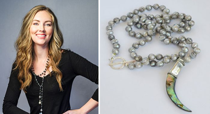 Alumna's Jewelry Headed to Belk Department Stores