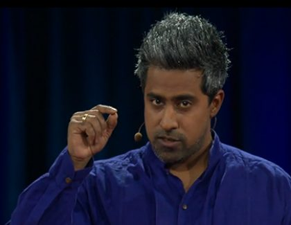 Anand Giridharadas' 'The True American' Selected for College Reads! Program