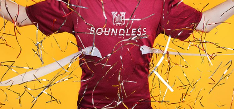 Strong Finish for BOUNDLESS Campaign Promises Strong Start for the Future