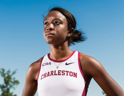 Track Star Sets the Bar Higher and Higher