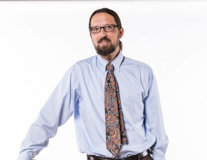 Inside the Academic Mind: Todd LeVasseur