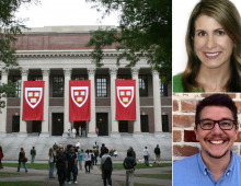 Reforming Public Education Top Priority for These Harvard-Bound Alumni