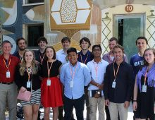 ICAT Students Network in Silicon Valley