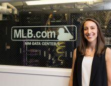Major League Baseball's Digital Diva