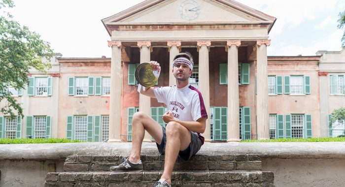 8 Ways CofC Students Are Like Olympic Athletes