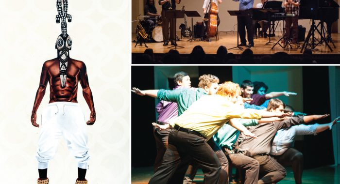 CofC Arts Abound for Fall 2016