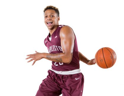 Brevin Galloway a 3-Point Threat for Cougars