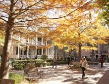 CofC Reminds Students to 'Think First' This Halloween