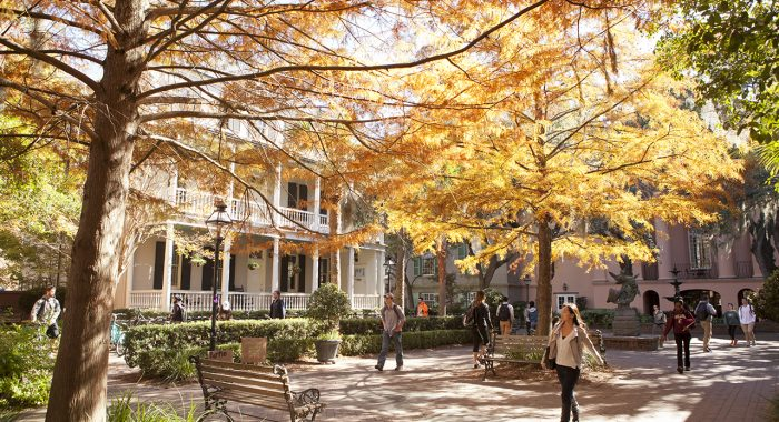 7 Ways to Tell it's Fall in Charleston