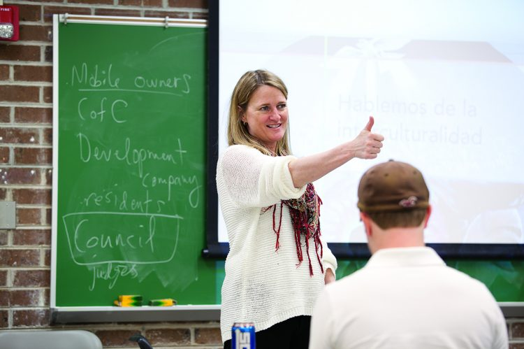 CofC's Devon Hanahan Named Top Professor in U.S.