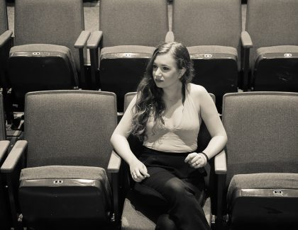 Theater Major's Success Worthy of Encore