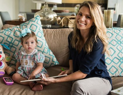 CofC Alumna Launches Uber for Babysitting