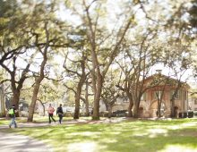 Faculty and Staff Contributions Make a Big Difference at CofC