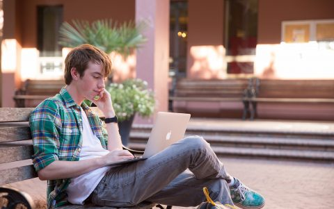 College Joins Global Network of Wi-Fi Hotspots