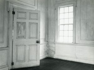 William Fulmore used light and framing to give life to ordinary settings such as this room at Hampton Plantation in McClellanville, S.C.
