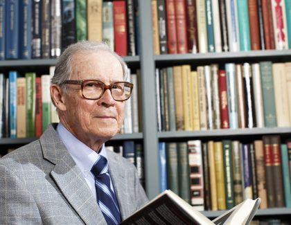 Professor Makes 50 Years of History