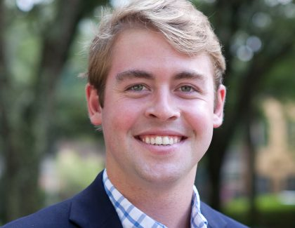 Honors College Grad is Filling the Gap
