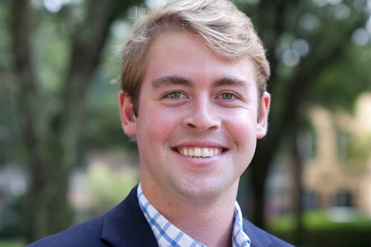 Honors College Grad Malcolm Kates '16