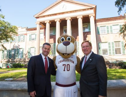 College Welcomes New Athletics Director Matt Roberts