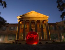 How to Carve a CofC Pumpkin