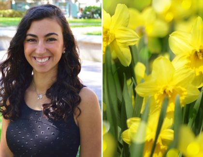 Student's Daffodil Project to Memorialize Holocaust Victims