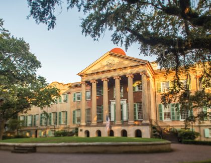 The Architecture that Makes CofC 'Most Beautiful'