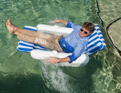 Entrepreneurial Alum Makes Splash in Pool Industry